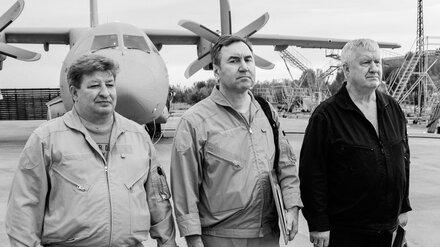 «Коллеги, друзья и герои». Воронежский авиазавод рассказал о погибшем экипаже Ил-112