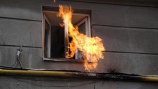Воронежский СК назвал причину пожара, в котором погибли бабушка с 6-летней внучкой