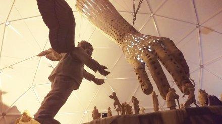 В Карелии открылся музей деревянной скульптуры с работами знаменитого воронежского мастера