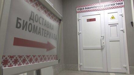 В Воронежской области проводят более 8 тысяч тестов на COVID в день