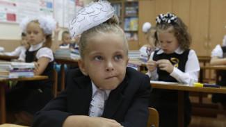 Школьники вышли на учёбу, хотя эпидемия гриппа в Воронеже еще в силе