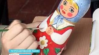 Матрёшку по-воронежски собираются сделать в Петропавловском районе