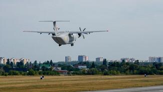 Потерпевший крушение воронежский Ил-112В упал через 4 минуты после взлёта