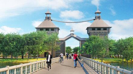 В Воронеже начали поиск подрядчика для проектирования парка «Петровский остров»