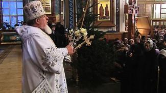 Православные верующие отметили Рождество Христово
