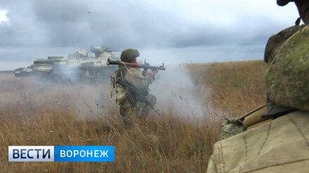 Воронежцы сообщили о взрывах, которые слышны в нескольких районах города