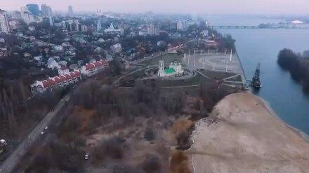 В Воронеже нашли подрядчика для проектирования Петровской набережной