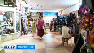 Мэрия Воронежа запланировала снос павильонов в переходе у цирка на октябрь