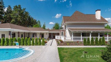 Самый дорогой загородный дом в Воронежской области оценили в 92 млн рублей