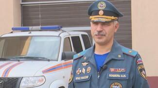 Спасатели заподозрили застройщиков в поджоге лесов вокруг Воронежа