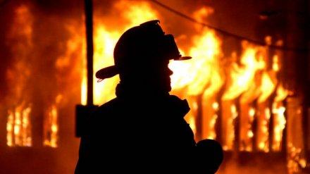 В Воронеже при пожаре в частном доме пострадали ребёнок и двое взрослых