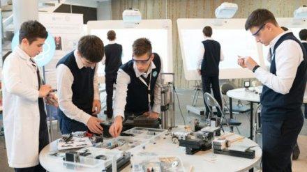 Воронежские дети вышли в финал международного конкурса инженеров