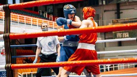 В Нововоронеже началось первенство ЦФО по боксу
