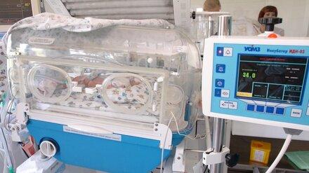В Воронеже третья женщина с COVID-19 родила здорового ребёнка