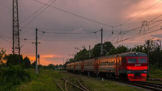 В Воронежской области изменили расписание пригородных поездов