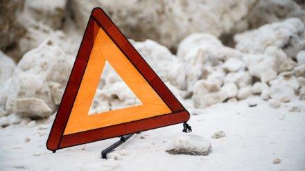 В Воронежской области водитель грузовика устроил смертельное ДТП и скрылся