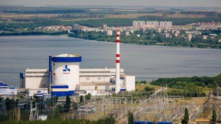 Нововоронежская АЭС перевыполнила план по производству электроэнергии
