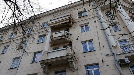 Воронежская УК: жильцы «сталинки», с которой рухнула колонна, сами отказались от её ремонта