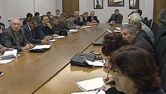 Депутаты рассмотрели проект бюджета Воронежа на 2004 год