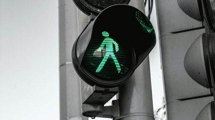 Новый светофор на въезде в Шилово рассорил воронежцев