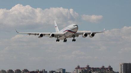 Первый полёт нового «президентского» Ил-96-300 в Воронеже сняли на видео