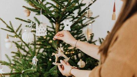 Роспотребнадзор назвал воронежцам 6 признаков хорошей новогодней ёлки