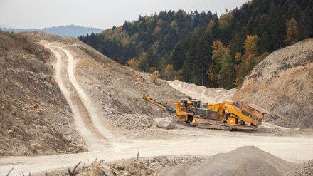 Песок на 24 млн рублей незаконно добыли под Воронежем