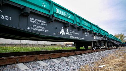 Нововоронежская АЭС завершила обновление подъездных железнодорожных путей