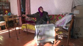 Жителей села под Воронежем оставили зимовать без печей и газа