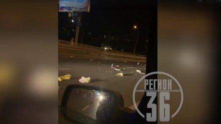 В Воронеже иномарка сбила двух пешеходов