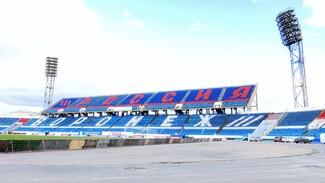 Ветшает с каждым годом. Профсоюзы решили избавиться от легендарного стадиона в Воронеже