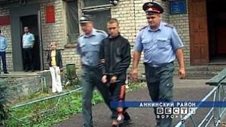 Аннинские милиционеры раскрыли убийство