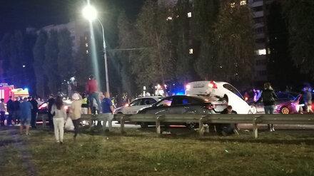Воронежца отправили в СИЗО за устроенное на Московском проспекте ДТП с 2 погибшими