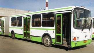 В Воронеже запустили ещё три автобуса повышенной вместимости