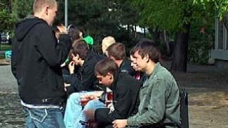 В Воронеже резко повысился уровень детской преступности