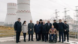 Депутаты Госдумы оценили социальные проекты Нововоронежа