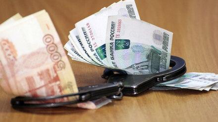 Воронежский налоговик получил 8 млн рублей от гендиректора фирмы по производству алюминия