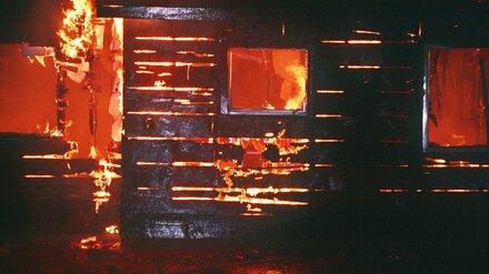 В воронежском селе в сгоревшем доме нашли тело мужчины