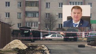 В администрацию района под Воронежем пришли с обысками из-за покушения на главу