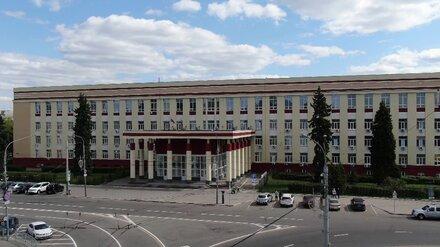Воронежский госуниверситет снова вошёл в международный рейтинг