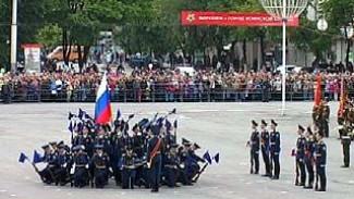 В Воронеже отметили 63 годовщину Великой Победы