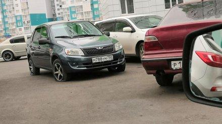Пострадавшие от «мстителя» воронежские автомобилисты обратились в полицию