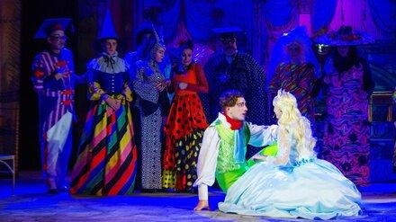 Воронежский детский театральный фестиваль «Маршак» собрал более 280 тыс. зрителей