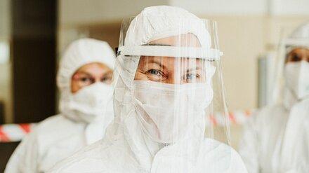 Впервые в Воронежской области более 350 человек заболели ковидом за сутки
