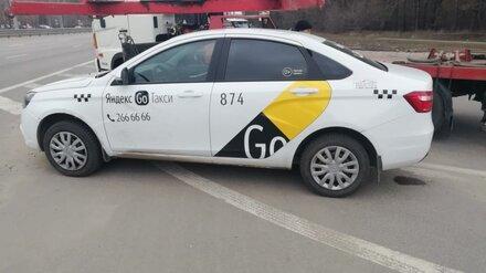 В Воронеже у компании «Яндекс. Такси» арестовали машину за 45 неоплаченных штрафов