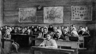 13 сентября 1872 года. Открытие первой женской сельской школы