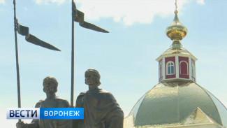 В Воронежской области появился 7-метровый памятник святым Борису и Глебу