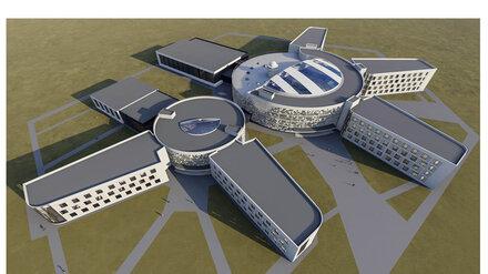 Строительство мегашколы в Воронеже подорожало вдвое