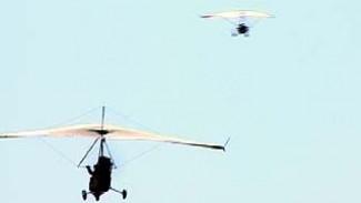 В Верхнемамонском районе прошёл слёт любителей сверхлёгкой авиации
