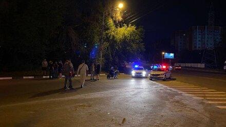 МВД прокомментировало массовую разборку в Воронеже